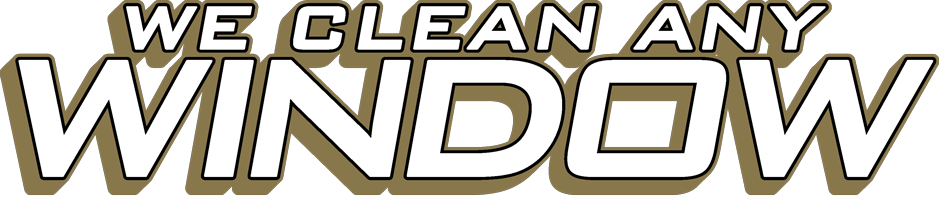 We Clean Any Window Limited Logo